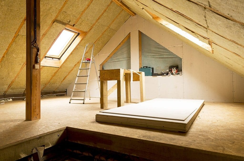 Is your attic properly ventilated?